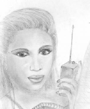 Beyonce by vivalot